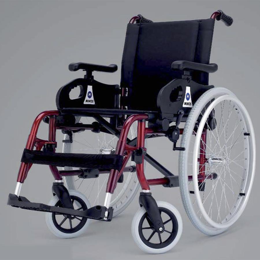 silla de ruedas minos cronos